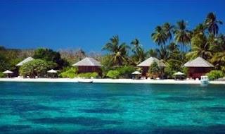 obyek wisata Taman Laut Selat Pantar nusa tenggara timur