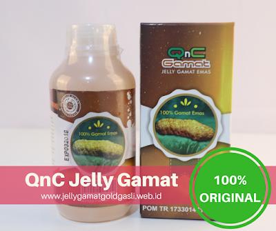 Cara Pemesanan Obat Lipoma QnC Jelly Gamat