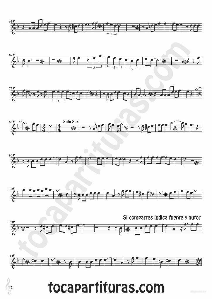 All Music Chords las mananitas trumpet sheet music : tubescore: February 2014