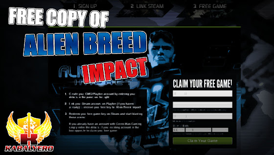 Free Copy Of Alien Breed: Impact ❤ Game Giveaway
