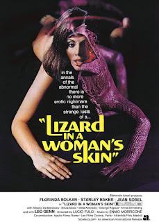 """""""A Lizard in a Woman's Skin"""" (1971), reż. Lucio Fulci. Recenzja filmu."""