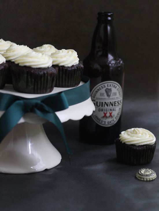 Guinness cupcakes UK recipes