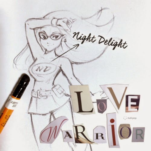 [Single] N.D. (Night Delight) – Love Warrior