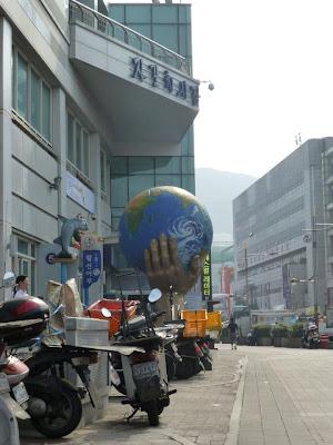 visite du marché Jagalchi Busan Corée du Sud