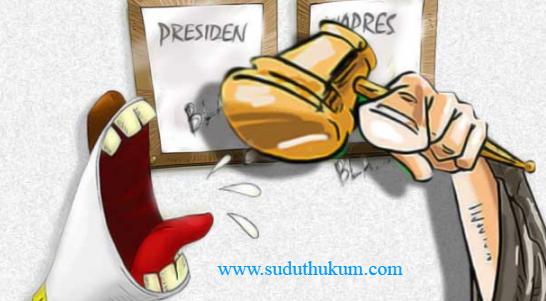 Tindak Pidana Penghinaan Terhadap Presiden Atau Wakil Presiden dalam Pasal 134 KUHP