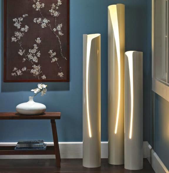 Estremamente Creare una Lampada con il Riciclo Creativo dei tubi in pvc BB06