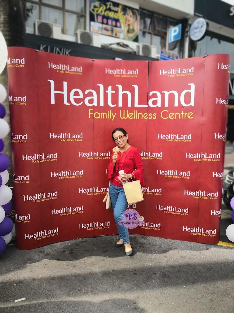 Massage..Massage..Kat Healthland Bangsar
