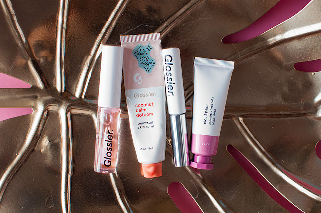 glossier makeup, glossier makeup review, glossier worth the hype, glossier makeup worth the hype, glossier boy brow review, glossier lip gloss review, glossier non sponsored review, glossier cloud paint review