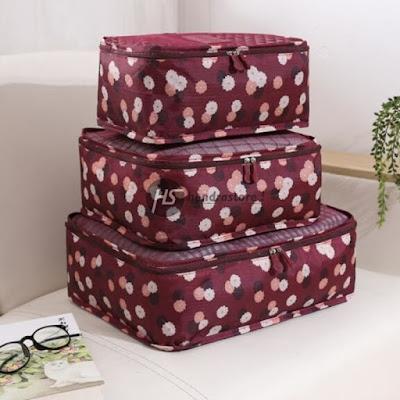Jual Bag In Bag 6 In 1 - Tas Traveling Praktis