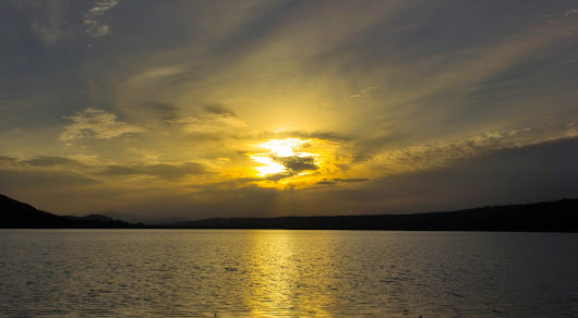 Sunset at Khabeki Lake | The Soul Behind My Face