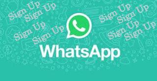 Cara Daftar Akun WhatsApp