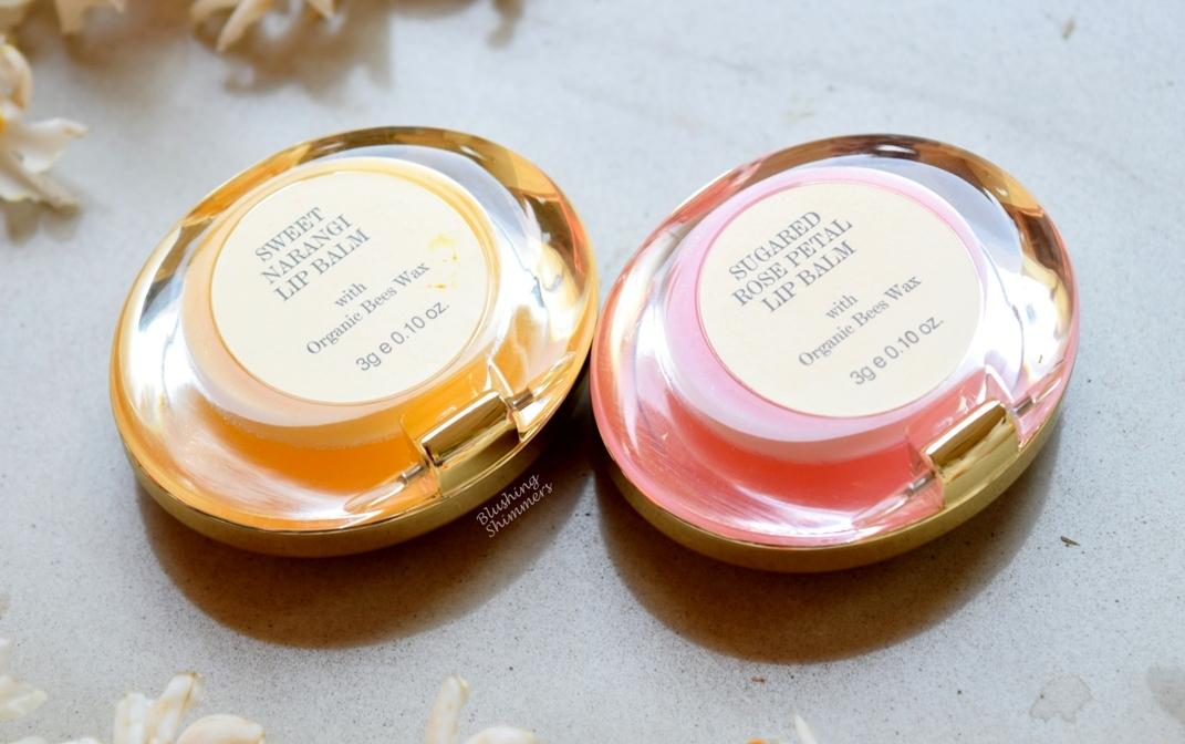 Forest Essentials Lip Balm Sweet Narangi