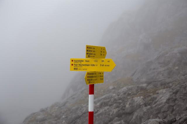 Riemannhaus – Peter-Wiechenthaler-Hütte  Steinernes Meer  Saalfelden-Leogang  Wandern im SalzburgerLand 03