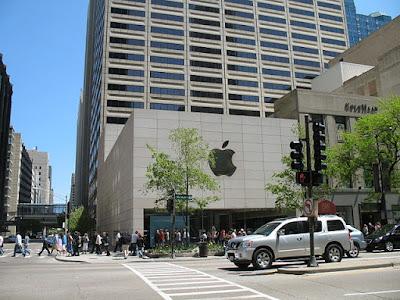 Kantor Pusat Apple - Sekitar Dunia Unik
