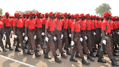 EFCC Commences Orientation Course For Fresh 183 Cadets