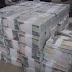 EFCC intercepts N49m cash at Kaduna Airport today