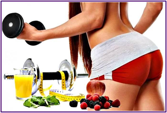 La alimentación que debes llevar a cabo para hacer crecer tu cola sin celulitis