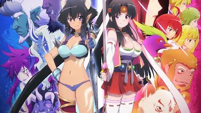 جميع حلقات انمي Momo Kyun Sword مترجم عدة روابط