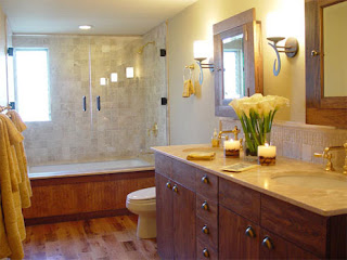 Western Bathroom Design