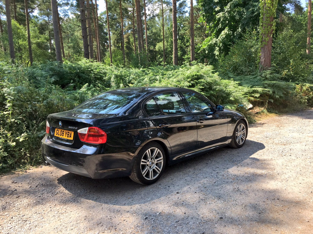 Speedmonkey: How The Hell Can A 10 Year Old BMW 320d Be