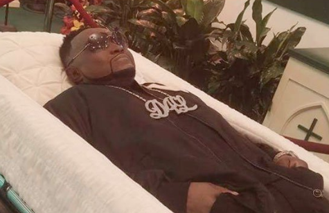Shawty Lo Casket Pictures Funeral At Blue Flame Strip Club Empire Bbk