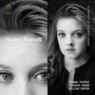 Purcell: The Cares of Lovers - Rowan Pierce - Linn Records