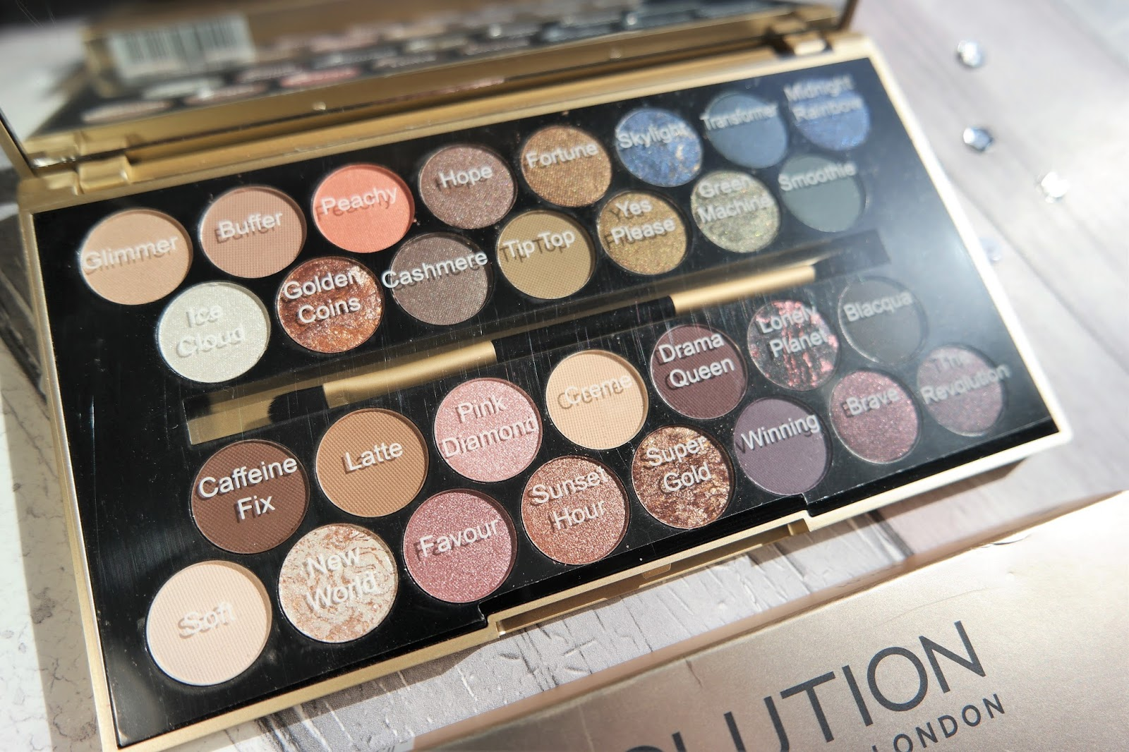 Win | The One Everyone Is Talking About: BBB Palette From Make Up Revolution