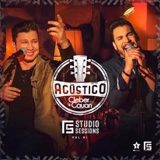 Baixar CD Cleber e Cauan – FS Studio Sessions – Acústico (2016)