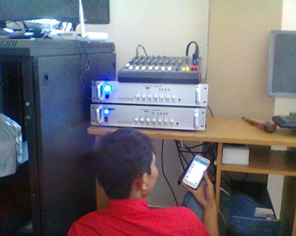 Membantu Teknisi Dalam Prosses Pemasangan Dan Instalasi Lanyanan IndiHome Di Client - Gateway Ilmu