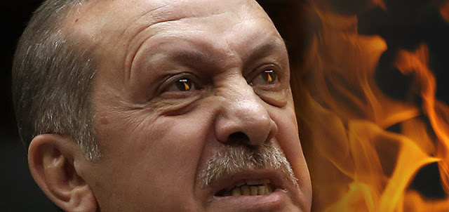 Τουρκοκύπριοι προς Ερντογάν: «Μυρίζεις αίμα και θάνατο!»