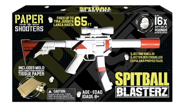 buy paper shooters If you enjoy building things, and shooting things- you will love paper shooters™ construction kits our blasters are supplied in kit form and are made from a specially treated cardboard for durability with a plastic internal.