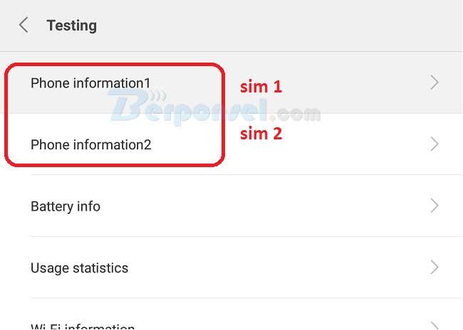 Cara Mengaktifkan Jaringan  4G Only di MIUI 8.2