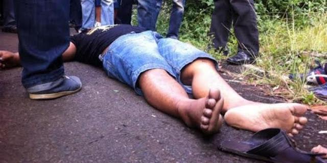 Lima Begal yang Terkenal Bengis, Tewas Ditembak Polisi di Jembatan Layang Serengsem Lampung