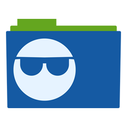 Neo Downloader Folder Icon