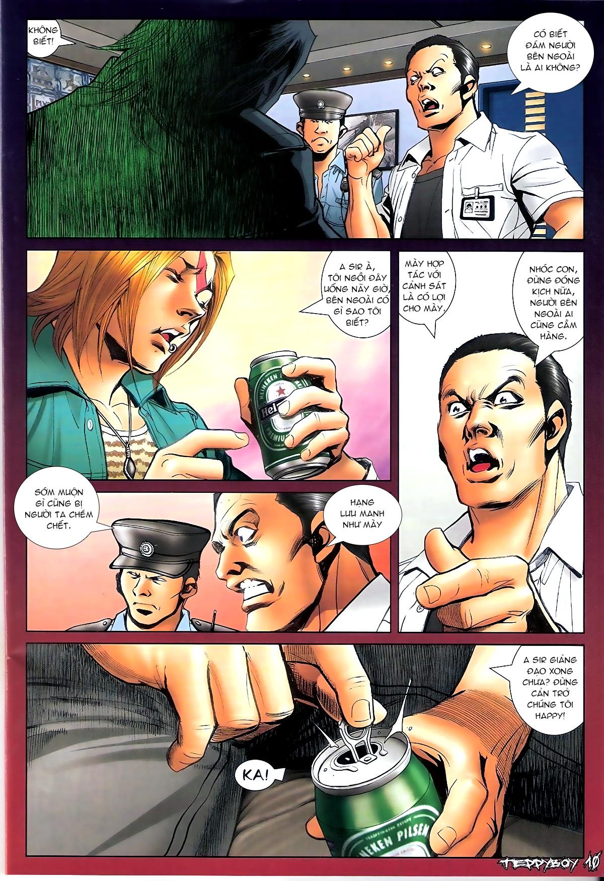 Người Trong Giang Hồ - Chapter 1330: Lãng mạn giang hồ - Pic 7