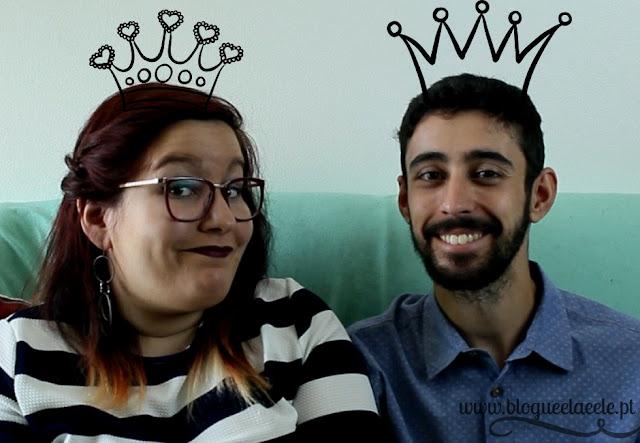Ser rei ou rainha numa relação + blogue português de casal + portugal + pedro e telma + blogue ela e ele+ ele e ela + dicas de casal