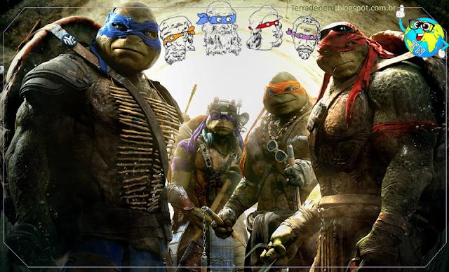 Tartarugas Ninja 2, Cinema, Terra de Nerd