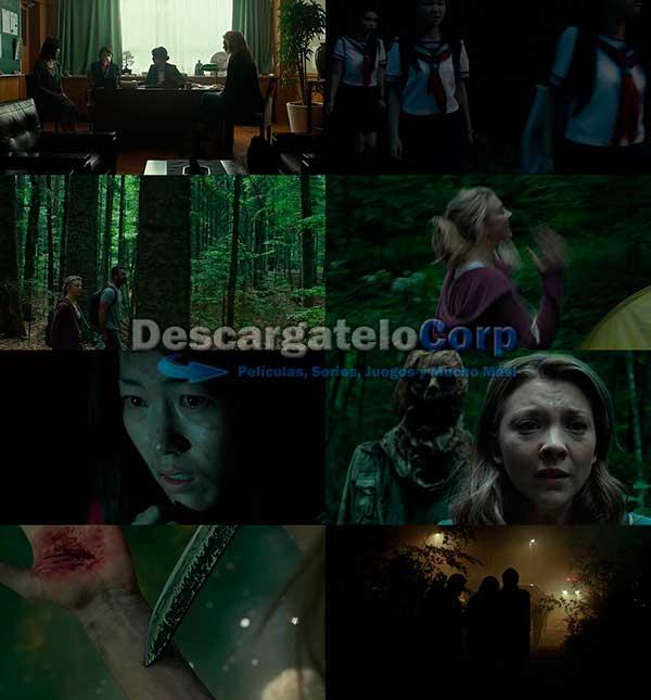 El Bosque Siniestro DVDRip Latino