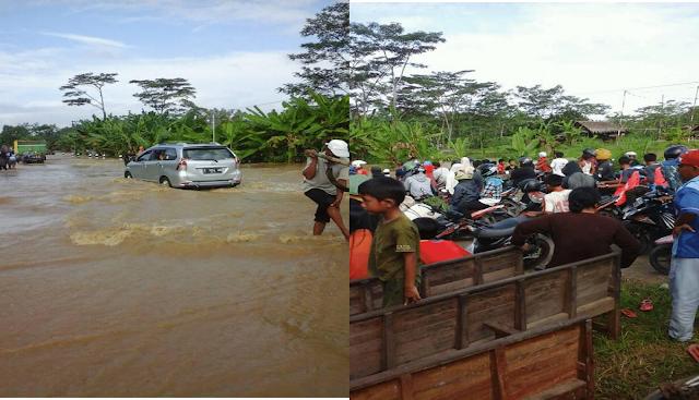 Banjir Pelimpah Patimuan