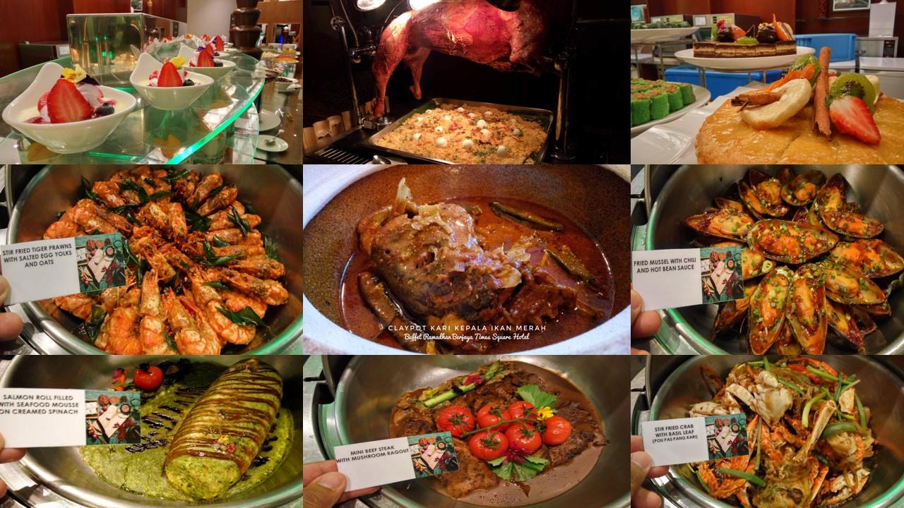 Nikmati Buffet Ramadhan di Hotel Berjaya Times Square
