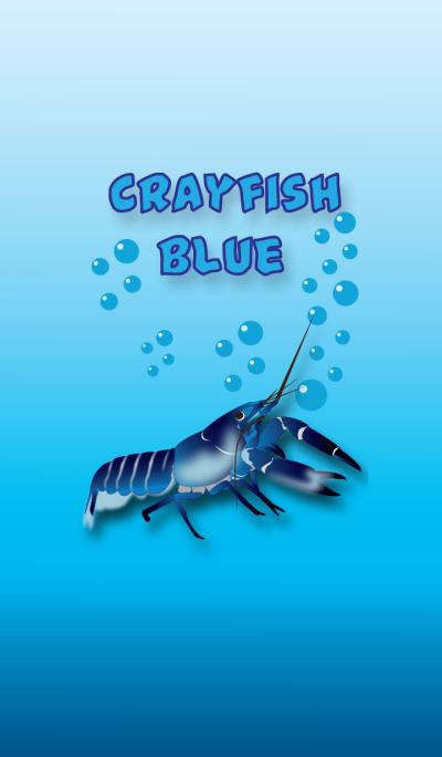 Crayfish Blue
