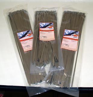 wetra paslanmaz çelik kablo bağı