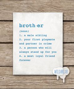 60+ Funny Brother Quotes - Brother Sister Quotes (2019) | TopiBestList