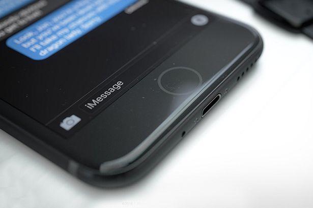 iPhone 7 recebe novo botão home - MichellHilton.com