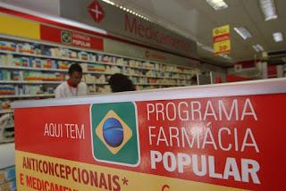 Governo Federal fecha programa Farmácia Popular em 12 cidades paraibanas