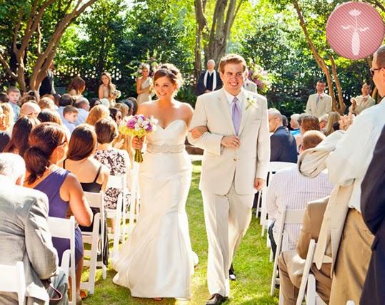 Resultado de imagem para festa de casamento durante o dia