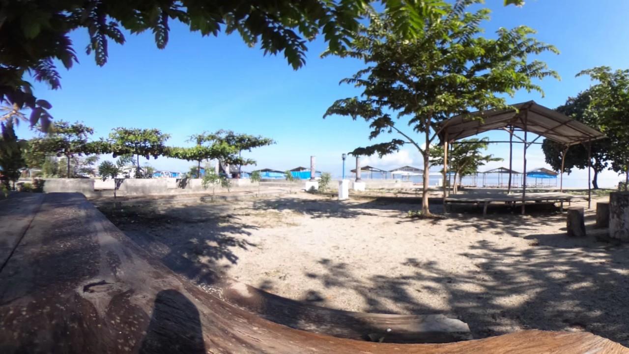 Tempat Wisata Pantai Lumban Bulbul Di Balige Kab Toba