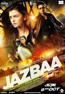 Download Film Jazbaa (2015) BluRay 720p Subtitle Indonesia.