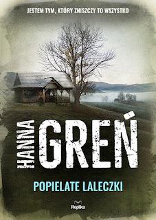 Popielate laleczki - Hanna Greń