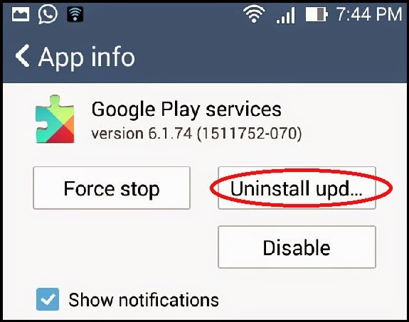 how to fix viruses problem in anderuad mobile